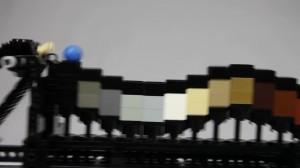 Rainbow Wave Lego GBC 228