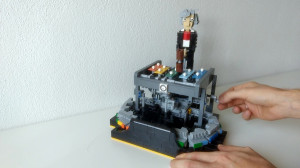 LEGO Automaton -GlockenSpiel, from Daniele Benedettelli - Planet GBC