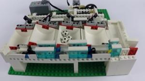 Bucket conveyor 016