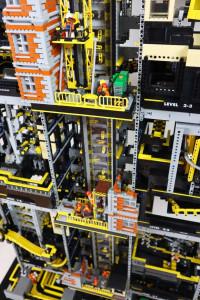 LEGO GBC - Taller Marble run in the world - GBC Tower 2 - Diego Baca - Planet GBC (2)