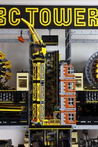 LEGO GBC - Taller Marble run in the world - GBC Tower 2 - Diego Baca - Planet GBC (3)