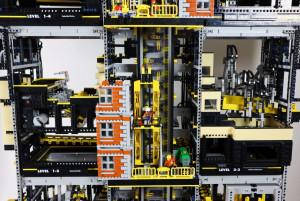 LEGO GBC - Taller Marble run in the world - GBC Tower 2 - Diego Baca - Planet GBC (6)