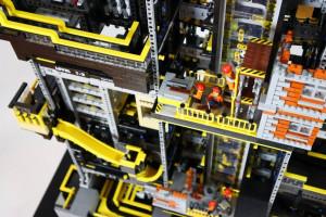 LEGO GBC - Taller Marble run in the world - GBC Tower 2 - Diego Baca - Planet GBC (7)
