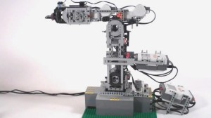 Robot Arm - 5DOF 043