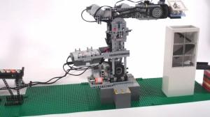 Robot Arm GBC 052
