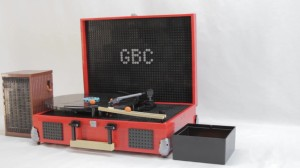 LEGO GBC Turntable 293