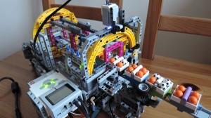 lego gbc roller coaster unload 04