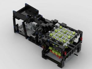LEGO GBC - Whack a Ball ! - KINBricks - Download free LEGO GBC Building Instructions available on Planet GBC