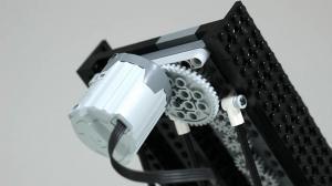 LEGO GBC mini Loop - Great Ball Contraption 049