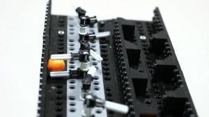 LEGO GBC mini Loop - Great Ball Contraption 076