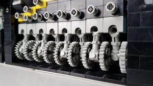 LEGO GBC - Classic Boxer Motor Stepper, by mickthebricker | Planet GBC