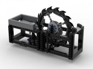 Lego GBC - 03 SawBlade
