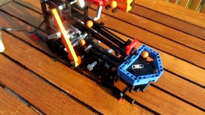 LEGO Technic - Félix, original GBC module 021