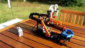 LEGO Technic - Félix, original GBC module 051