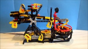 LEGO Technic - The Witch - GBC module [HD] 161