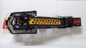 Lego Technic - the rocking escalator (GBC) 088