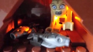 Lego LotR - the unstable ruins (GBC) 017