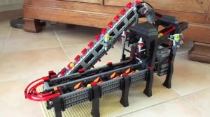 Lego Technic - Two GBC modules 028