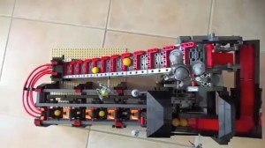 Lego Technic - Two GBC modules 071
