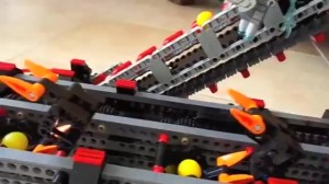 Lego Technic - Two GBC modules 138