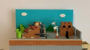 Lego GBC Super Mario module 50