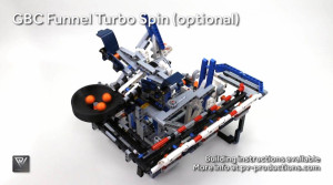 Build a LEGO GBC From a real LEGO set - 42112 Concrete Truck - Linear Loco Lifters, by PV-Productions | Planet GBC