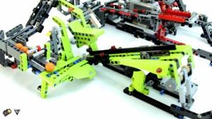 LEGO GBC Cardan Gear Loop 074