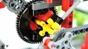 LEGO GBC Cardan Gear Loop 123