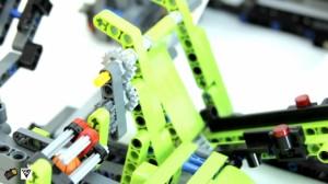 LEGO GBC Cardan Gear Loop 130