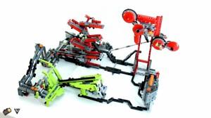 LEGO GBC Cardan Gear Loop 136