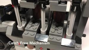 Lego GBC Stepper Module 45