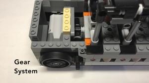 Lego GBC Stepper Module 54