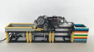 Lego GBC Fork Conveyor Module [4K] 09