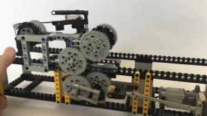 Lego GBC Fork Conveyor Module [4K] 41