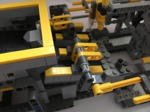 Sawyer - LEGO Great Ball Contraption -GBC Rotating Cup -PlanetGBC