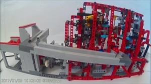 Lego gbc module- mini invisible lift 155