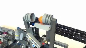 Lego GBC Scissor Lift Module 043