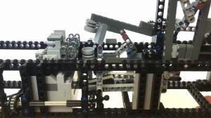 Lego GBC Scissor Lift Module 077