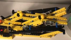 Lego GBC module- dual zigzag 039